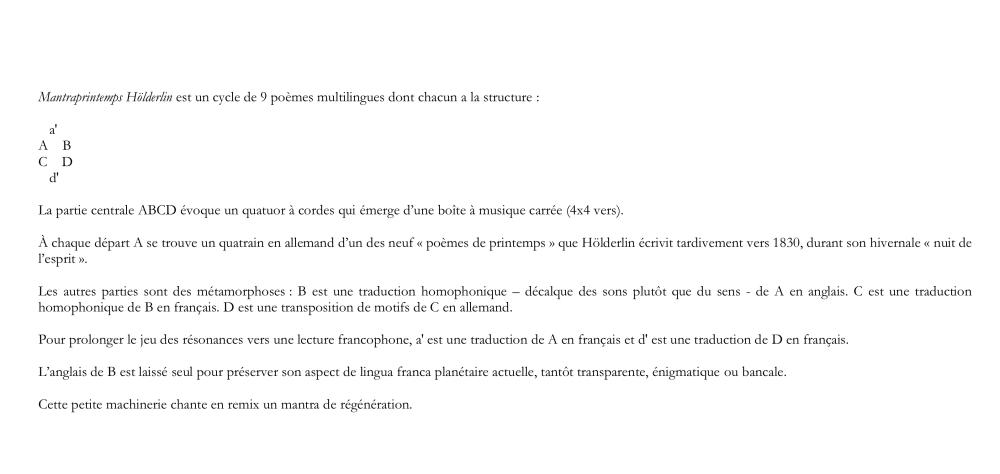 Lassalle hölderlin mantraprintemps1